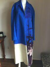 NWT DRIES VAN NOTEN RUNWAY FABULOUS Jacket COAT L or XL $2075 PRISTINE