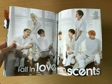 BTS MAGAZINE - March 2016 CECI MAGAZINE - BTS 6 PAGES CLIPPINGS