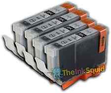 4 Black CLI526 Ink Cartridges For Canon Pixma MG5250 MG5320 MG5350 MG6100
