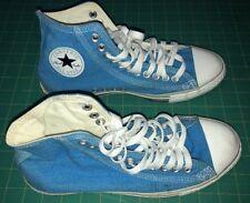 Converse All Star Chuck Taylor Double Details Hi Top Men's 8 Blue sku 108773F