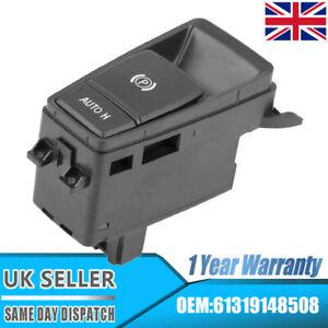61319148508 For BMW X5 X6 E70 E71 Handbrake Parking Brake Auto Hold Switch X