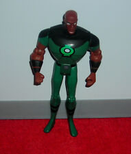 """JLU JUSTICE LEAGUE UNLIMITED JUSTICE LORDS GREEN LANTERN 4.5"""" ACTION FIGURE"""