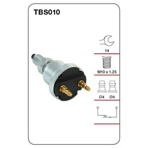 Tridon Switch Stop Light TBS010 fits Suzuki Hatch 0.5 (SS), 0.8 (SS)