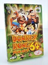 Donkey Kong 64 - Jeu Nintendo 64 N64 JAP Japan complet (2)