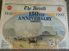 HISTORICAL NEWSPAPER The Herald 150th Anniversary Edition  3-1-1990