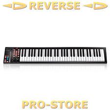 Icon iKeyboard 6X 61 Tasten USB MIDI Controller Keyboard Studio Channel