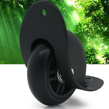 1 pair Replacement Suitcase Wheel Luggage Wheels RepairWheel for any bags D019