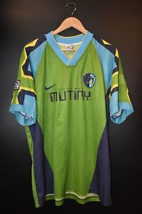 TAMPA BAY MUTINY 1996 ORIGINAL JERSEY SIZE XL (EXCELLENT)