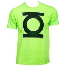 Green Lantern Neon Green T-Shirt Green