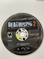 Dead Rising 2 (PS3 PlayStation 3) -Disc Only- Tested - FAST SHIPPING