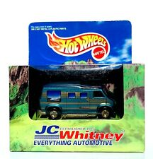 HOT WHEELS JC WHITNEY VAN REAL RIDERS TIRES