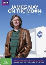 James May - On The Moon (DVD, 2010) NEW & SEALED