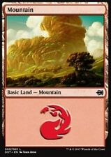 4x Montagna 60 - Mountain 60 MTG MAGIC DDT Eng