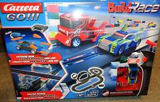 Carrera GO!!! 20062530 Build 'n Race - Racing Set 4.9 1:43 Rennbahn
