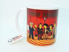 Twin Peaks Simpsonized - Simpsons - Funny - Mug Cup - Gift Ceramic 330ml