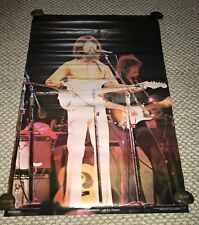 Large Head Shop Poster GEORGE HARRISON of The Beatles ERIC CLAPTON of CREAM 1973