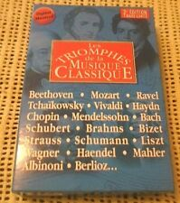 BULK CLASSICAL CD'S BRAND NEW 30 CD BOX SET BEETHOVEN / VIVALDI / BACH  & MORE