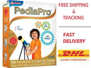 ANCHOR PEDIAPRO MILK POWDER, Formula For 2-5 Years Child Nutrition Drink & Track