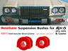 Rx5 / 121 / 121L / Cosmo Suspension Bushings (Nolathane 42071 - Front Sway Bar)