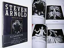 Steven Arnold Photo Album - Angels of Night Big Book - 1987/2  FROM JAPAN