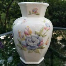 Vintage Aynsley Fine English Bone China 'Celeste' Vase.