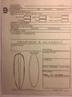 "CON Surfboards""Order Form""1960-90 Santa Monica/Venice Surf(jacobs,velzy,bear,"
