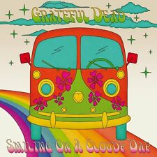 GRATEFUL DEAD SMILING ON A CLOUDY DAY CD ALBUM (Released On July 14th 2017)