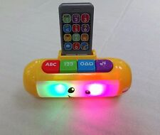 RARE 2015 Fisher Price Smart Phone Charger Musical Singing Numbers Rattle Toy :)