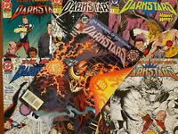 DC COMICS | DARKSTARS | 1992 | VARIOUS ISSUES