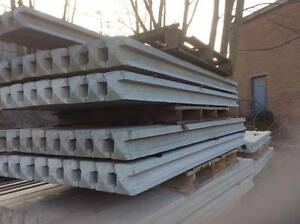 Reinforced Concrete Posts - Varies Sizes - COLLECTION ONLY