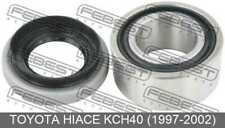 Ball Bearing For Front Drive Shaft 36.2X67X29 For Toyota Hiace Kch40 (1997-2002)