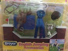 BREYER CLASSICS-English Jumping Accessories Set-New In Box