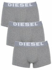 Boxer e intimo da uomo grigi marca Diesel cotone