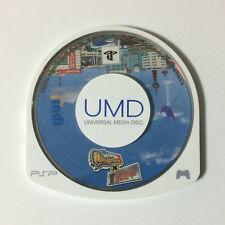 USED PSP Disc Only Maching Maker 3 x Tousouchu JAPAN Metropolismania Japanese