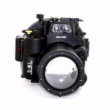 Meikon 40M 130ft Waterproof Housing for Olympus EM1 E-M1 Camera Underwater Case