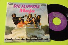 """DIE FLIPPERS 7"""" MAJA ORIG GERMANY BEAT NM !!!!!!!!!!!!!!!!!!!!!"""