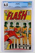 Flash #105 - CGC 6.5 FN+ DC 1959 - 1st App & ORIGIN of Mirror Master!!!