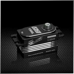 Kingmax Hobby Aluminium Case Low Profile Steering Servo For 1/10 Scale RC Car