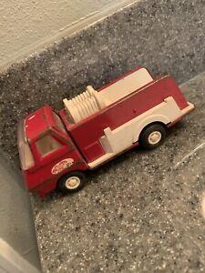 Well Loved Vintage Tonka Red Pumper Firetruck 1960's