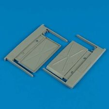 QUICKBOOST QB32088 Intake Covers (A) for Trumpeter® Kit MiG-29A Fulcrum in 1:32