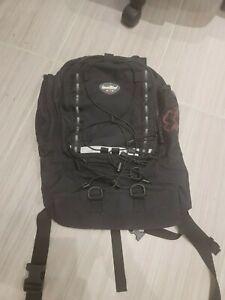 Special Blend Snowboard Daypack Backpack Black