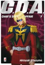 manga STAR COMICS GUNDAM C.D.A. numero 7
