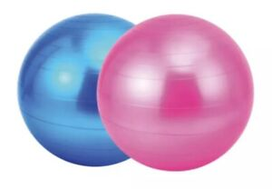 Anti-Burst Fitness Ball 75cm with Pump | Exercise Yoga Gym Pregnancy Birth Ball