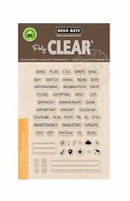 Hero Arts 4x6 Clear Stamp PLAN CL847 Planner Calendar Numbers