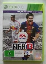 Australian Edition FIFA 13 Football 2013 Soccer Microsoft XBOX 360