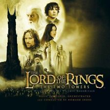 Lord of The Rings Motion Picture Soundtrack Trilogogy 3 Cd's 19 Cards 2003