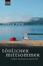 Tödlicher Mittsommer von Viveca Sten