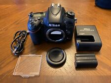 Nikon D610 24.3MP Digital SLR Camera - Black (Body Only) with Accessories