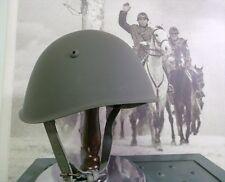 WW2 Ricostruzione Elmetto Mod33 Regio Esercito MILITARIA COPRICAPO ELMO MILITARE