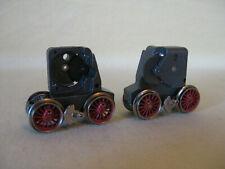 E374570 Blende Märklin H0 2 Stück ICE Drehgestell grau für Wagen NEU